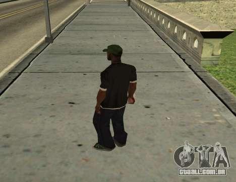 Sweet REINCARNATED para GTA San Andreas segunda tela