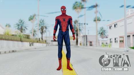 Civil War Spider-Man para GTA San Andreas segunda tela