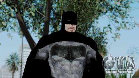 BvS Dawn of Justice - Batman para GTA San Andreas