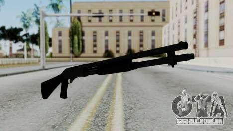 No More Room in Hell - Remington 870 para GTA San Andreas