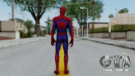 Marvel Future Fight Spider Man All New v1 para GTA San Andreas terceira tela