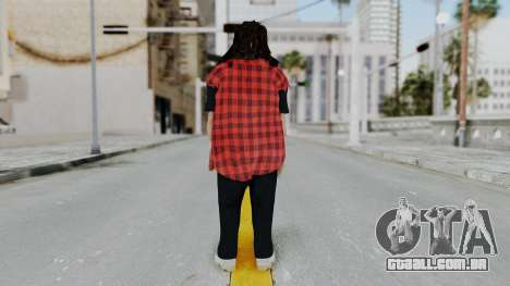WWE Mick Foley para GTA San Andreas terceira tela