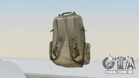 Arma 2 Coyote Backpack para GTA San Andreas segunda tela