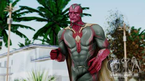 Marvel Future Fight - Vision (AOU) para GTA San Andreas