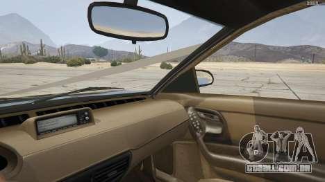 GTA 5 GTA 4 Enus Cognoscenti voltar vista