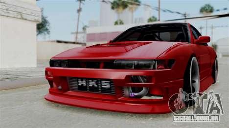 Nissan Silvia S13 Drift para GTA San Andreas