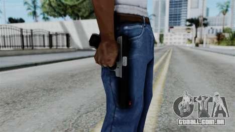 No More Room in Hell - Ruger Mark III para GTA San Andreas terceira tela