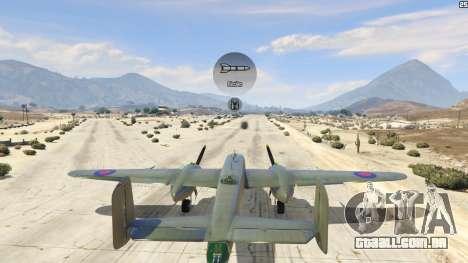 B-25 para GTA 5