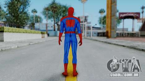 Amazing Spider-Man Comic Version para GTA San Andreas terceira tela