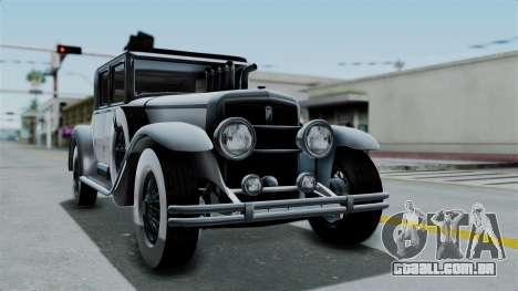 GTA 5 Albany Roosevelt Valor para GTA San Andreas