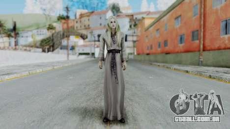 Girl Skin 1 para GTA San Andreas segunda tela