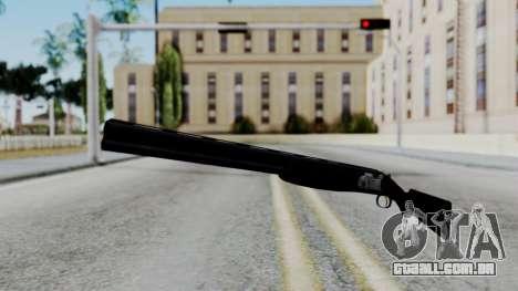 No More Room in Hell - Beretta Perennia SV 10 para GTA San Andreas segunda tela
