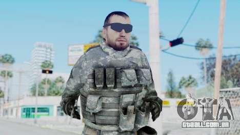 Acu Soldier 6 para GTA San Andreas