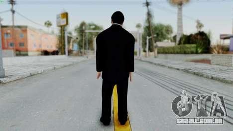 WWE Ricardo para GTA San Andreas terceira tela