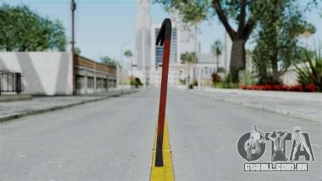 GTA 5 Crowbar para GTA San Andreas terceira tela