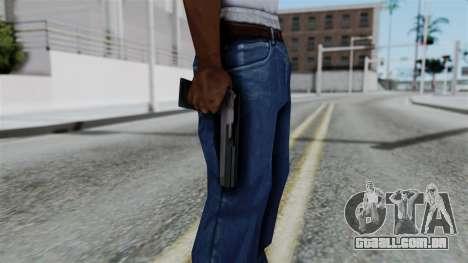 Vice City Beta Desert Eagle para GTA San Andreas terceira tela