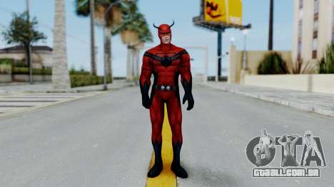 Marvel Future Fight - Giant Man para GTA San Andreas segunda tela