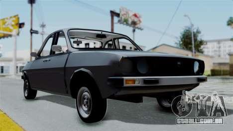 Dacia 1310 Double Version para GTA San Andreas esquerda vista