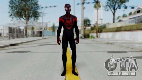 Marvel Future Fight Spider Man Miles v1 para GTA San Andreas segunda tela