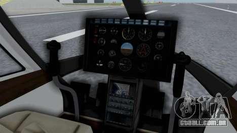 GTA 5 Super Volito para GTA San Andreas vista direita