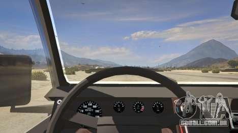 GTA 5 Land Rover Defender voltar vista