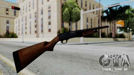 No More Room in Hell - Mossberg 500A para GTA San Andreas segunda tela