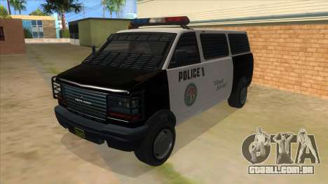 GTA 5 Burrito Transport para GTA San Andreas