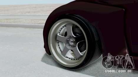 Toyota GT-86 Rocket Bunny para GTA San Andreas traseira esquerda vista