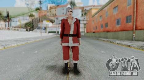 GTA Online DLC Festive Suprice 3 para GTA San Andreas segunda tela