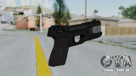 GTA 5 Stun Gun - Misterix 4 Weapons para GTA San Andreas terceira tela