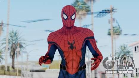 Civil War Spider-Man para GTA San Andreas