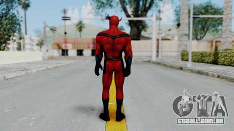 Marvel Future Fight - Giant Man para GTA San Andreas terceira tela