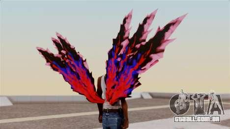 Ayatos Kagune para GTA San Andreas terceira tela
