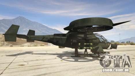 GTA 5 AT-99 Scorpion segundo screenshot