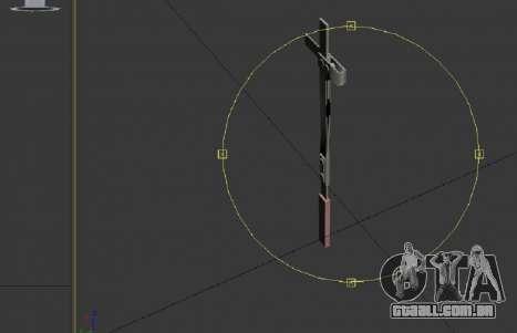 SCB Shup para GTA San Andreas terceira tela
