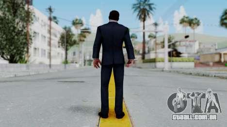 Marvel Future Fight Agent Coulson v1 para GTA San Andreas terceira tela