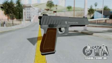 GTA 5 Pistol .50 para GTA San Andreas terceira tela