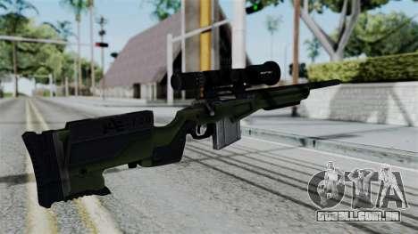 No More Room in Hell - JAE-700 para GTA San Andreas segunda tela