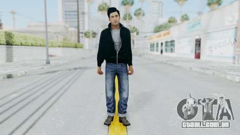Mafia 2 - Vito Scaletta Renegade Black para GTA San Andreas segunda tela