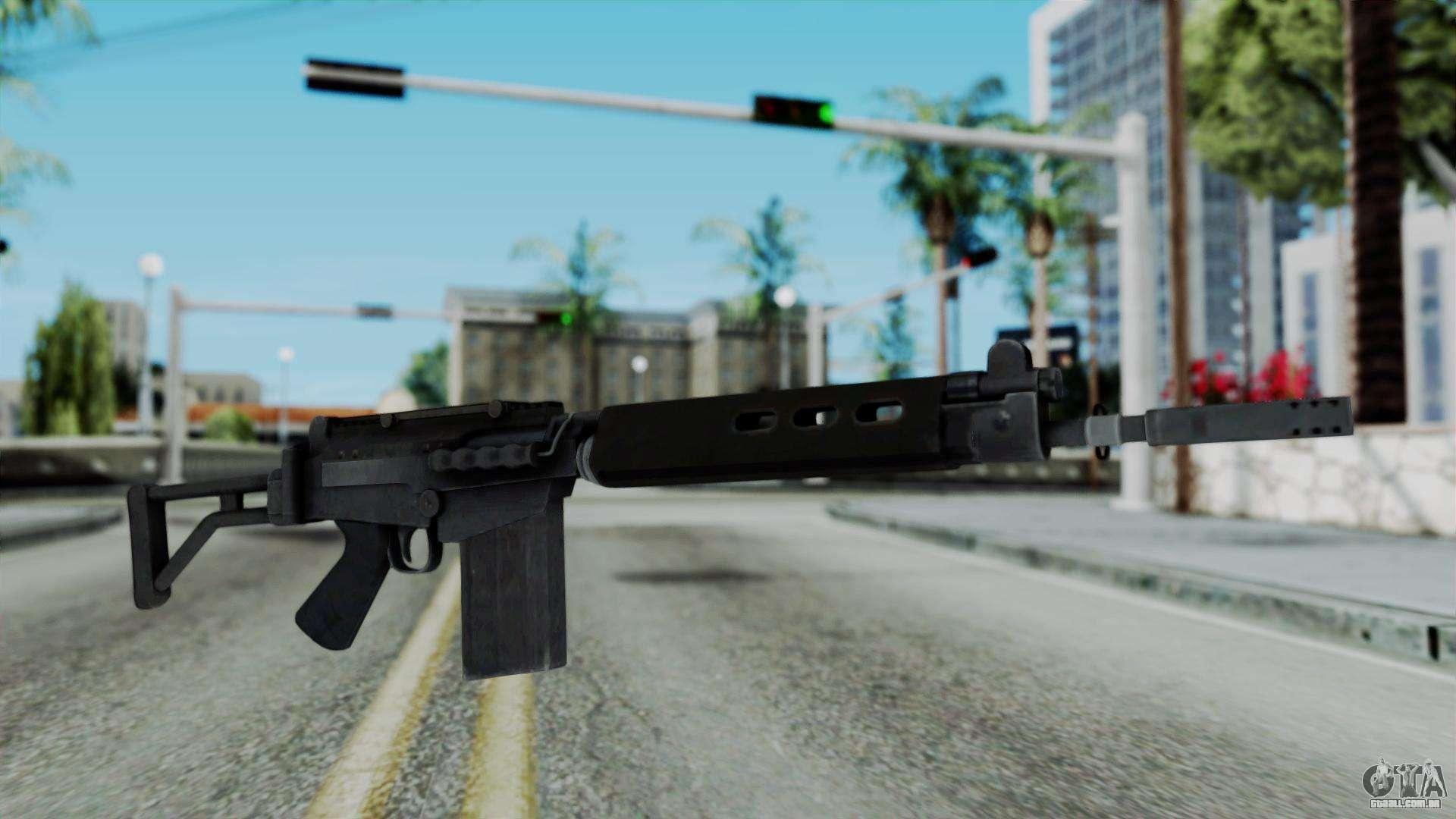 Arma 2 Fn Fal Para Gta San Andreas