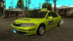Renault Laguna Mk2 Superior Velocidade Do Auto Škola para GTA San Andreas
