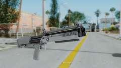 GTA 5 Bullpup Shotgun - Misterix 4 Weapons