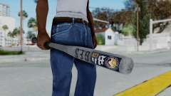 GTA 5 Baseball Bat 6