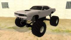 1971 Plymouth Hemi Cuda Monster Truck