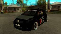 Toyota Yaris (Vitz) [Black Car Community]