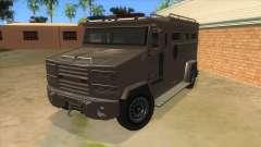 GTA 5 Brute Riot Police