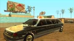VAZ 2114 9-door para GTA San Andreas