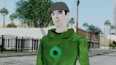 Jacksepticeye para GTA San Andreas