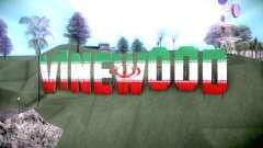 New Vinewood colors Iran flag