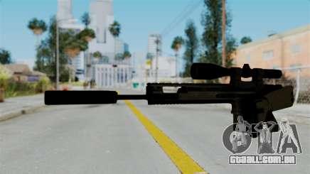 SCAR-20 v1 Folded para GTA San Andreas